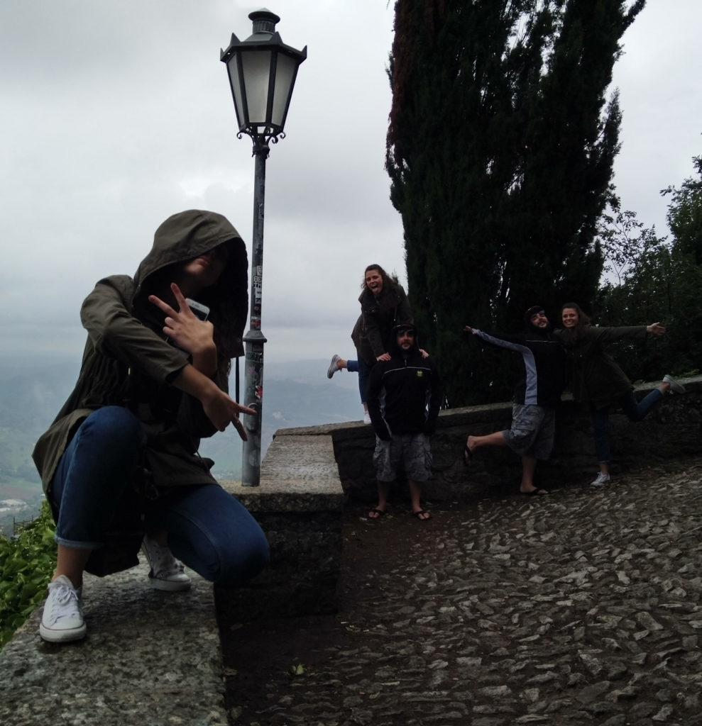 San Marino Photoshop