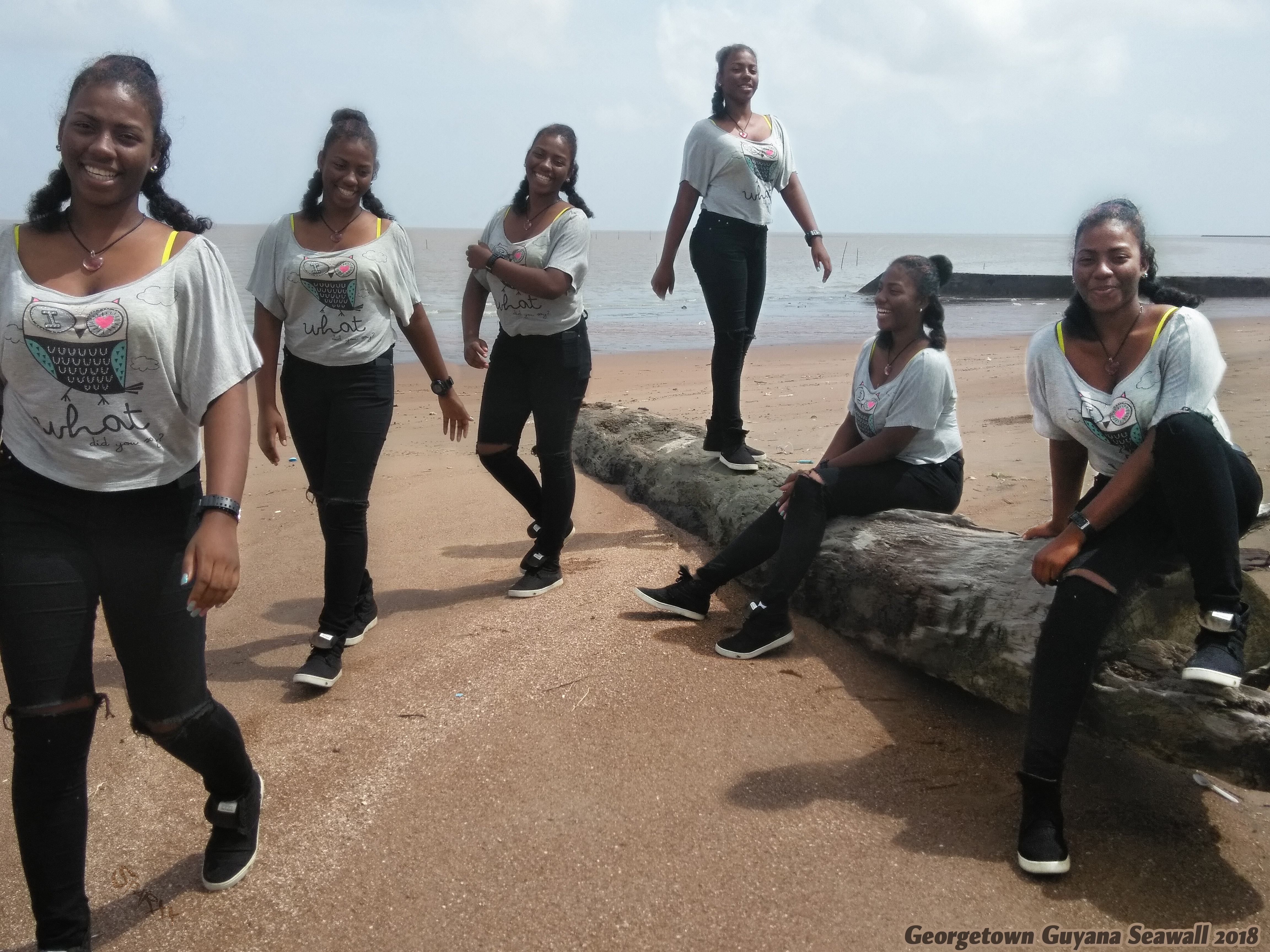 Guyana Photoshop